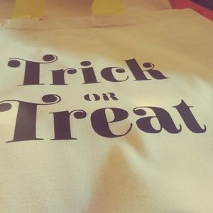 Trick or Treat bags. Can add names